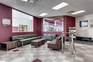 Image of Rundle College Conklin School Grad 12 Lounge