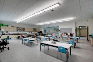 Image of Rundle College Collett School Art Room