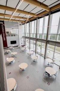 Image of Rundle College Collett School Great Hall