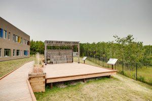 Image of Rundle College Collett School Outdoor Classroom