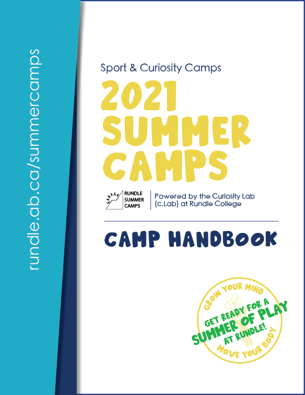 Image of Camp Handbook cover