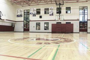 Image of Rundle College Collett School Gymnasium