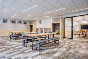 Image of Rundle Academy Lunchroom
