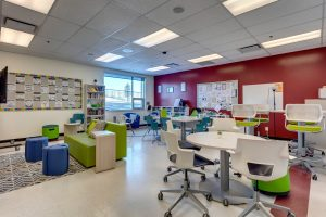 Image of Rundle College Conklin School Classroom