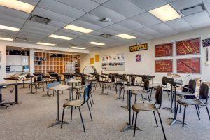 Image of Rundle Conklin School Band Room